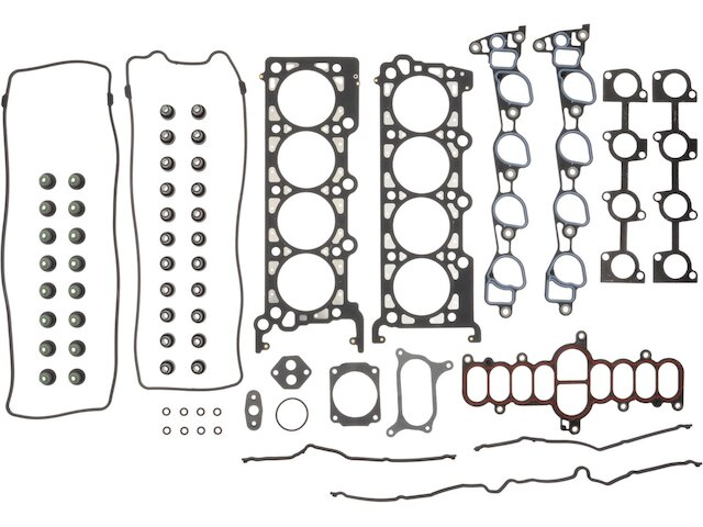 For 1997-1999 Ford F150 Head Gasket Set Victor Reinz