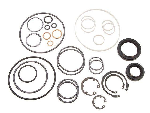 For 1973-1980 Mercedes 450SLC Steering Gear Seal Kit