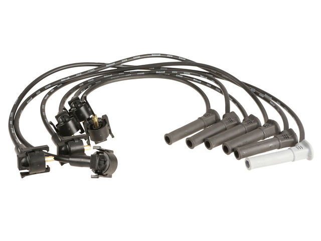 For 2005-2010 Ford Mustang Spark Plug Wire Set Motorcraft
