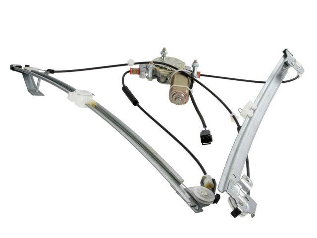 Fits 1996-2000 Plymouth Voyager Window Motor / Regulator