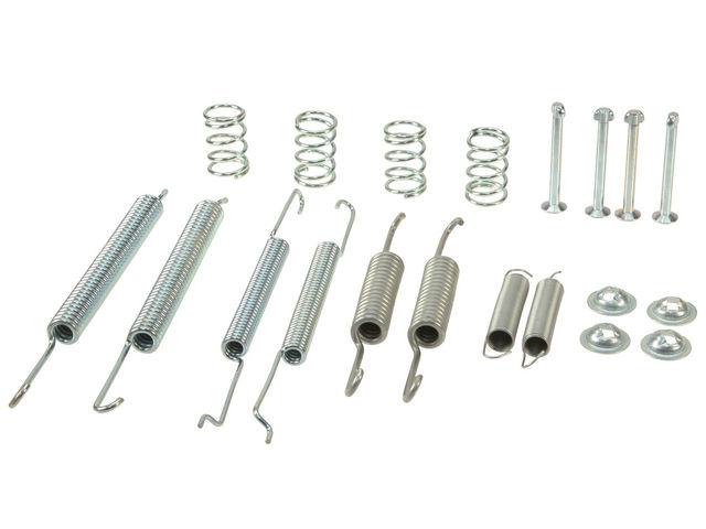 For 2011-2012 Volkswagen Jetta Brake Shoe Keeper Kit Rear