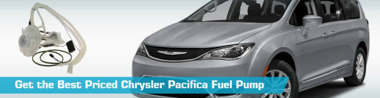2004 Chrysler Pacifica Fuel Pump Diagram