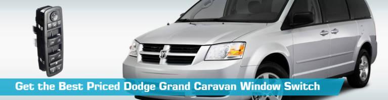 Door Window Switch Fits 2001 2007 Dodge Caravan Caravan Grand Caravan