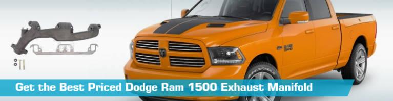 dodge ram 1500 exhaust manifold