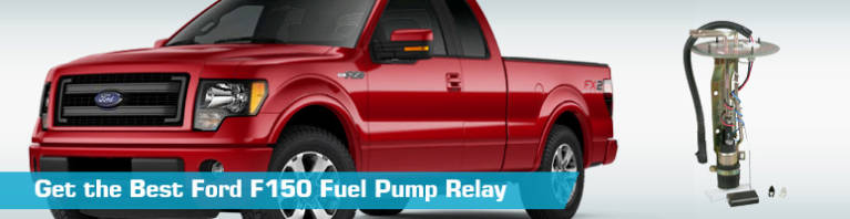 1995 Ford F 150 Fuel Pump Relay