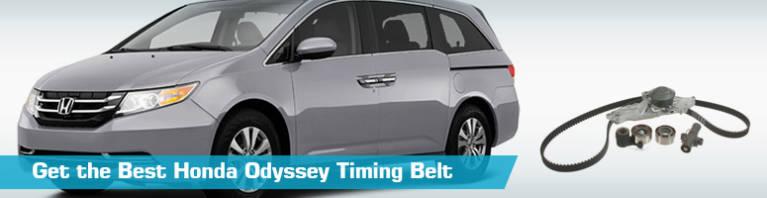 2001 Honda Odyssey Serpentine Belt Routing And Timing Belt Diagrams