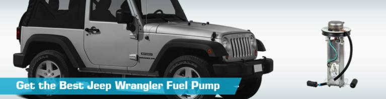 1991 1993 Jeep Cherokee Comanche Electric Fuel Pump Ac Parts