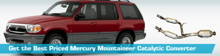 Mercury Mountaineer Exhaust Diagram