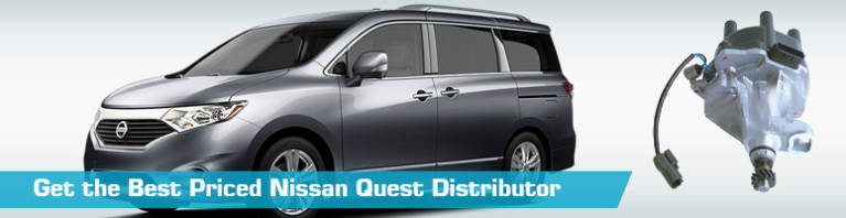 2000 Nissan Quest Distributor