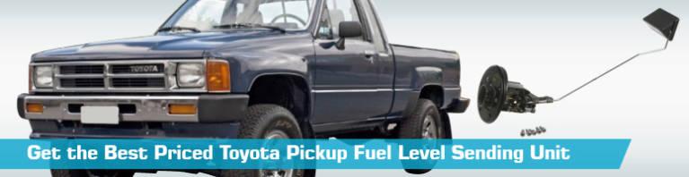 1986 Toyota Pickup Fuel Tank