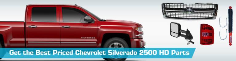 2003 Chevy Silverado Exhaust Auto Parts Diagrams