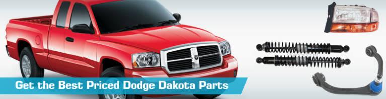aftermarket dodge dakota body parts