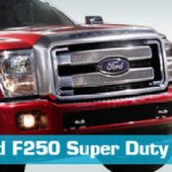 2008 Ford F250 Tow Mirror Wiring Diagram 2003 Toyota Corolla Radio Super Duty Parts - Partsgeek.com