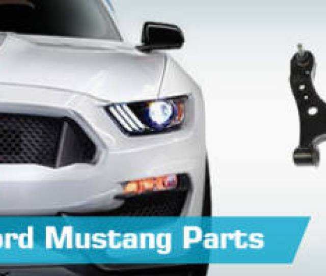 Ford Mustang Replacement Parts