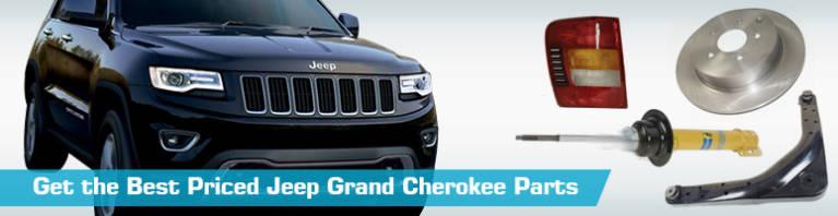 1998 Jeep Grand Cherokee Parts Diagram