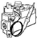 710-203 Robertshaw/Uni-Line Gas Heating Valve