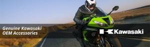 Kawasaki OEM Accessories & Gear