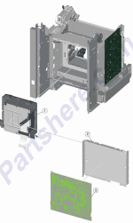working of laser printer with diagram air fuel ratio meter wiring 40x5123 lexmark printhead assembly at partshere.com