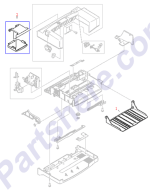 RB2-4734-020CN HP Envelope feeder input tray at Partshere.com