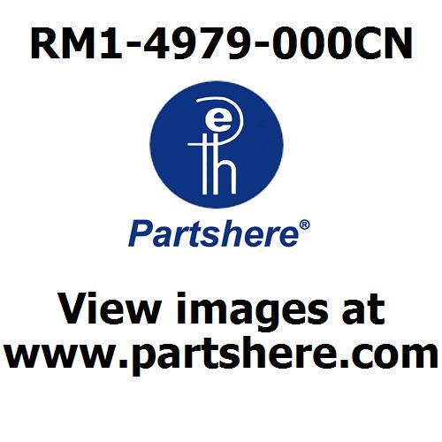 RM1-4979-000CN HP Base Assy for Color LaserJe at Partshere.com