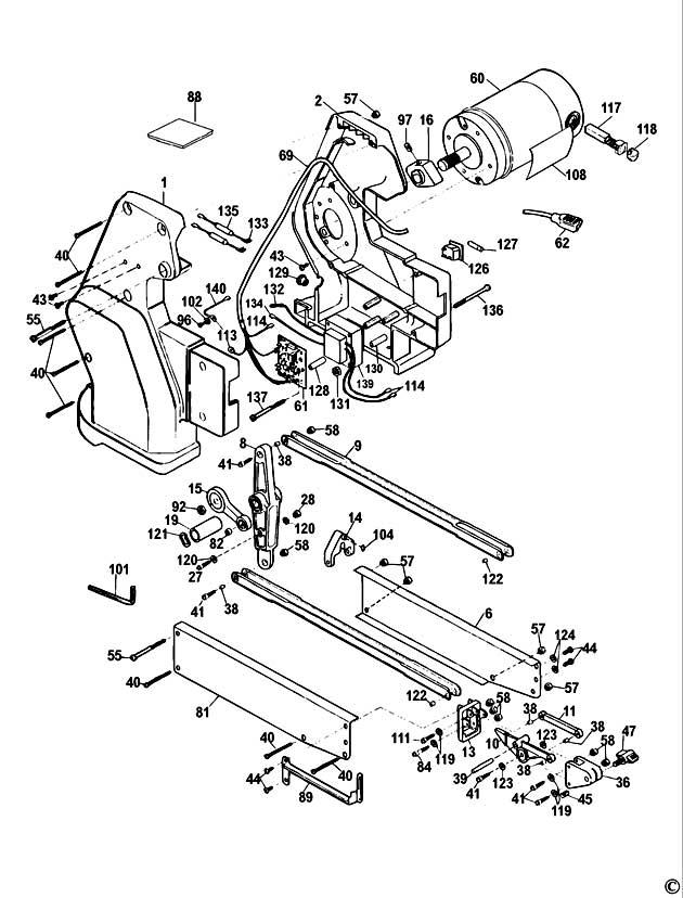 Dw788 Parts