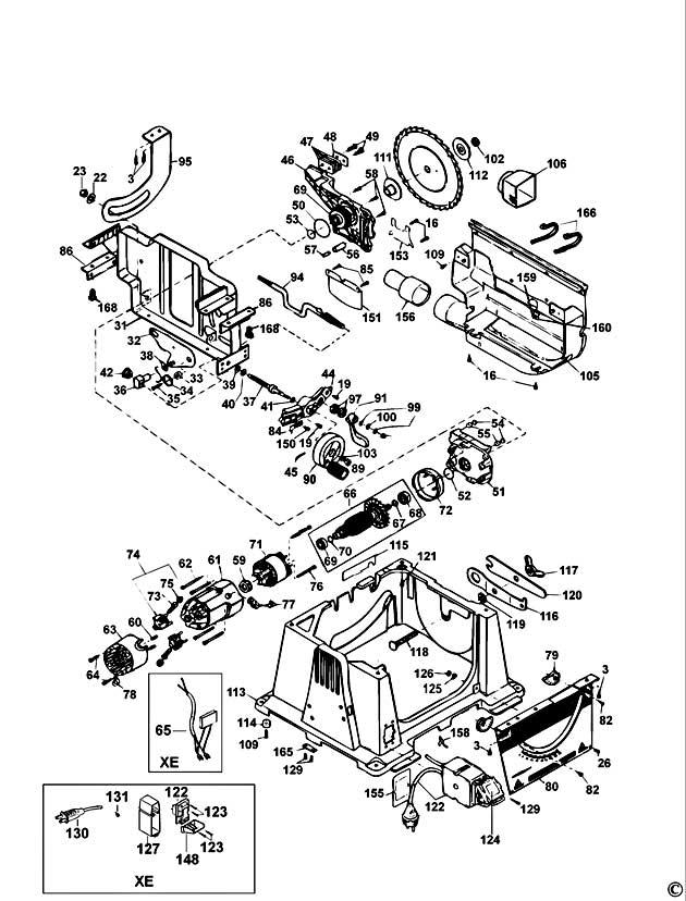 De Walt Motor Wiring Diagram