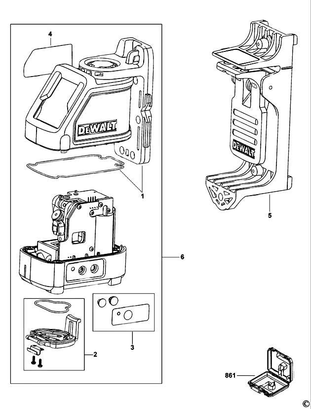 DEWALT DW087K MANUAL PDF