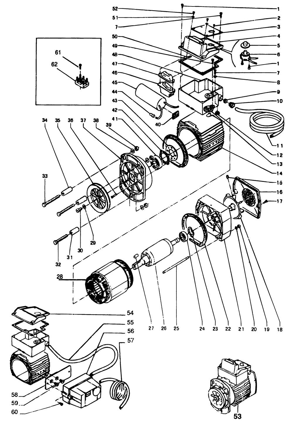 DeWalt DW1150----A Type 1 Planer Thicknesser Spare Parts