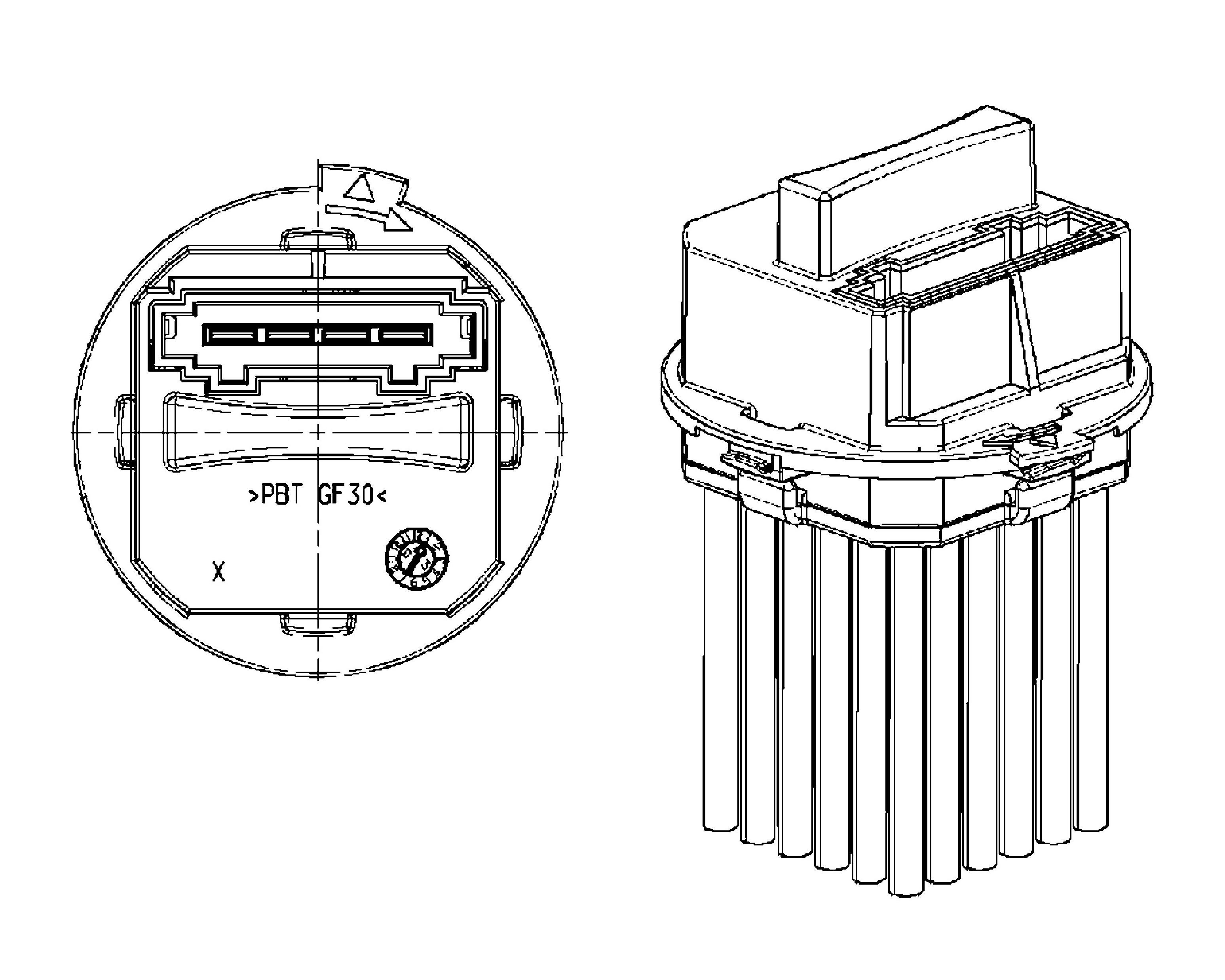 CITROEN C4 Heater / Blower Resistor 1.6 1.6D 04 to 11