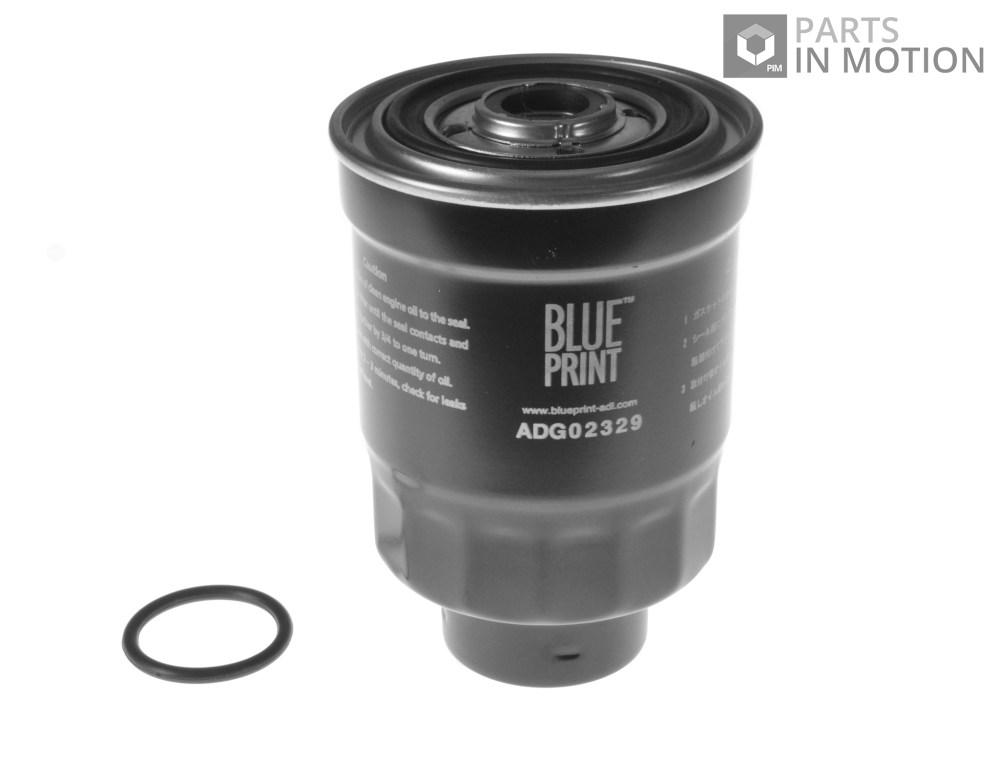 medium resolution of blue print fuel filter adg02329