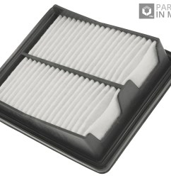 car parts air intake fuel delivery air filter fits honda jazz ge3 1 4 06 to  [ 2048 x 1559 Pixel ]