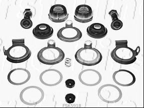 Ball Pin Kit Front FSK5918 First Line 8G4197 BHM7661