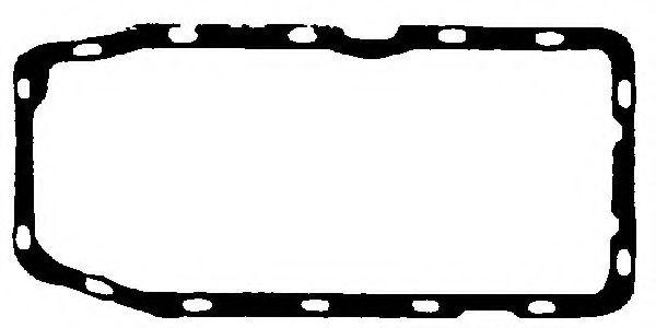 VAUXHALL Belmont Mk2 1.8 Sump Gasket 86 to 90 18se BGA