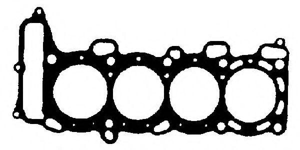 Cylinder Head Gasket fits NISSAN PRIMERA WP11 2.0 98 to 01