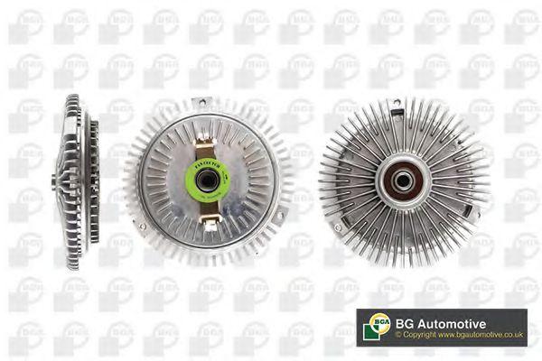 MERCEDES E300 W210 3.0D Radiator Fan Viscous Coupling 96
