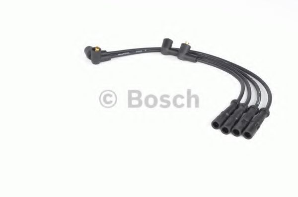 FIAT PANDA 141 1.1 HT Leads Ignition Cables Set 91 to 04