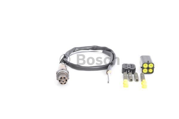 IVECO Lambda Sensor Pre Cat Oxygen Bosch Genuine Top