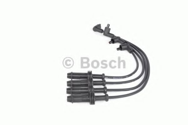 PEUGEOT 106 Mk2 1.4 HT Leads Ignition Cables Set 96 to 04
