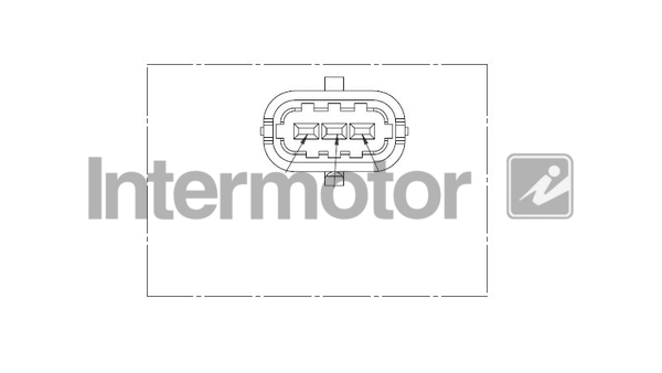 LAND ROVER DISCOVERY Mk2 4.0 RPM / Crankshaft Sensor 98 to