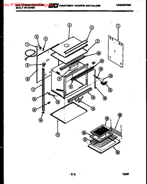 Frigidaire Electrolux Kelvinator Westinghouse Tappan