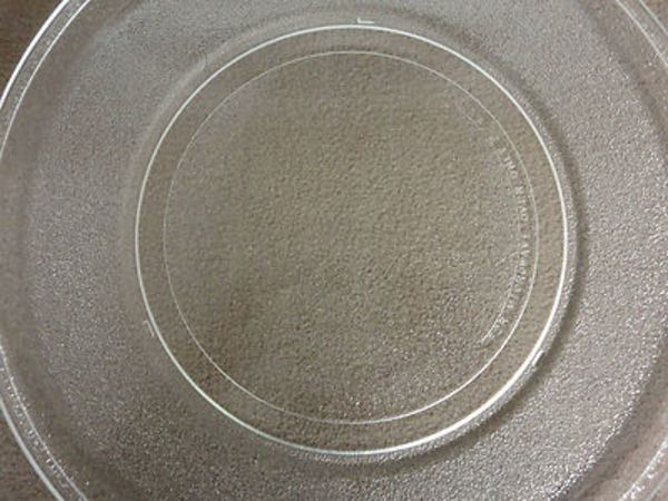 lg electronics sears kenmore microwave oven glass turntable tray part 3390w1g006b