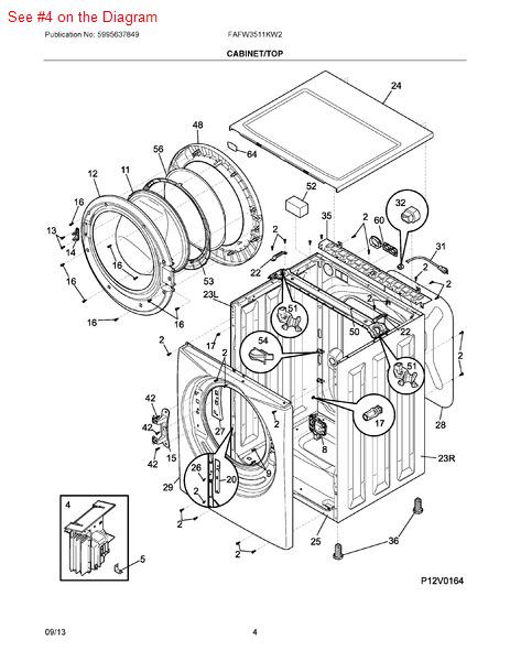 Frigidaire Electrolux Westinghouse Kelvinator Gibson Sears