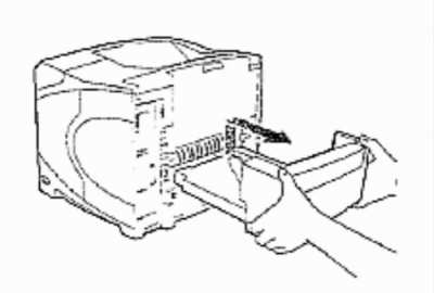 RM1-0013 Fuser Assembly Installation Guide ( part of