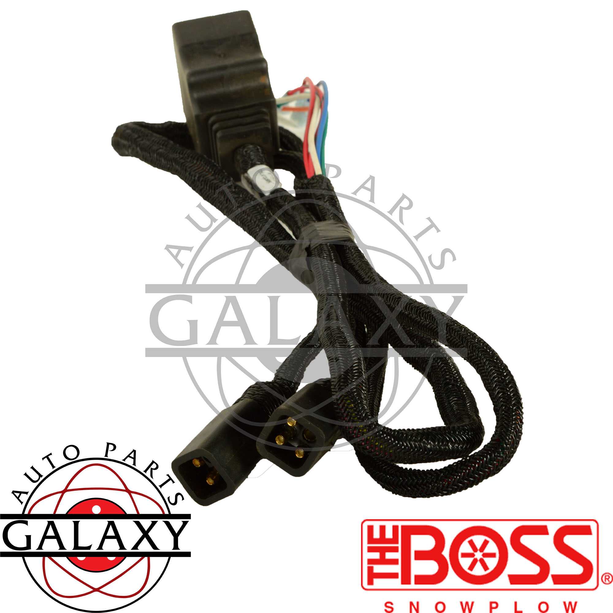 hight resolution of boss msc03741 snow plow wiring harness ebay boss plow wiring harness diagram boss plow wiring harness