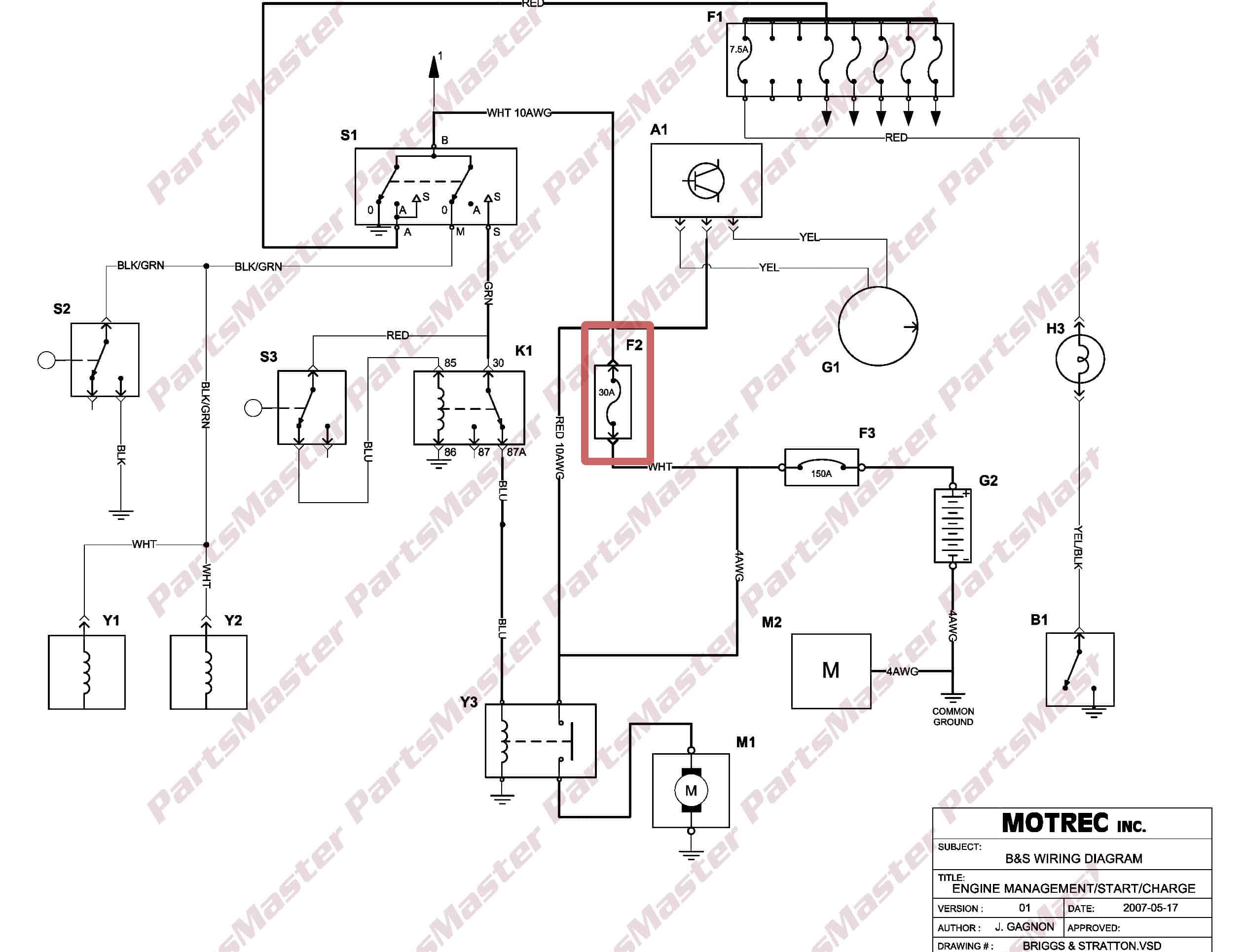 motrec page 16 partsmaster inc rh partsmasterusa com motrec wiring diagram Motrec Parts Manuals