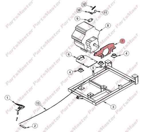 small resolution of kohler engine mount 2160301027