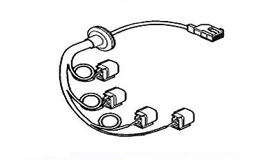 Genuine Volvo S80, XC90 (99-06) Parking Assist Sensor