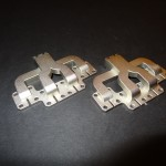 Nickle Plated PolyJet Manifold