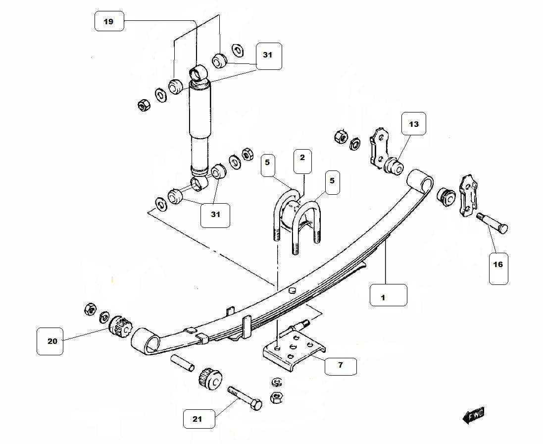 Sostituire Supporto Motore Suzuki Samurai Idee Per L