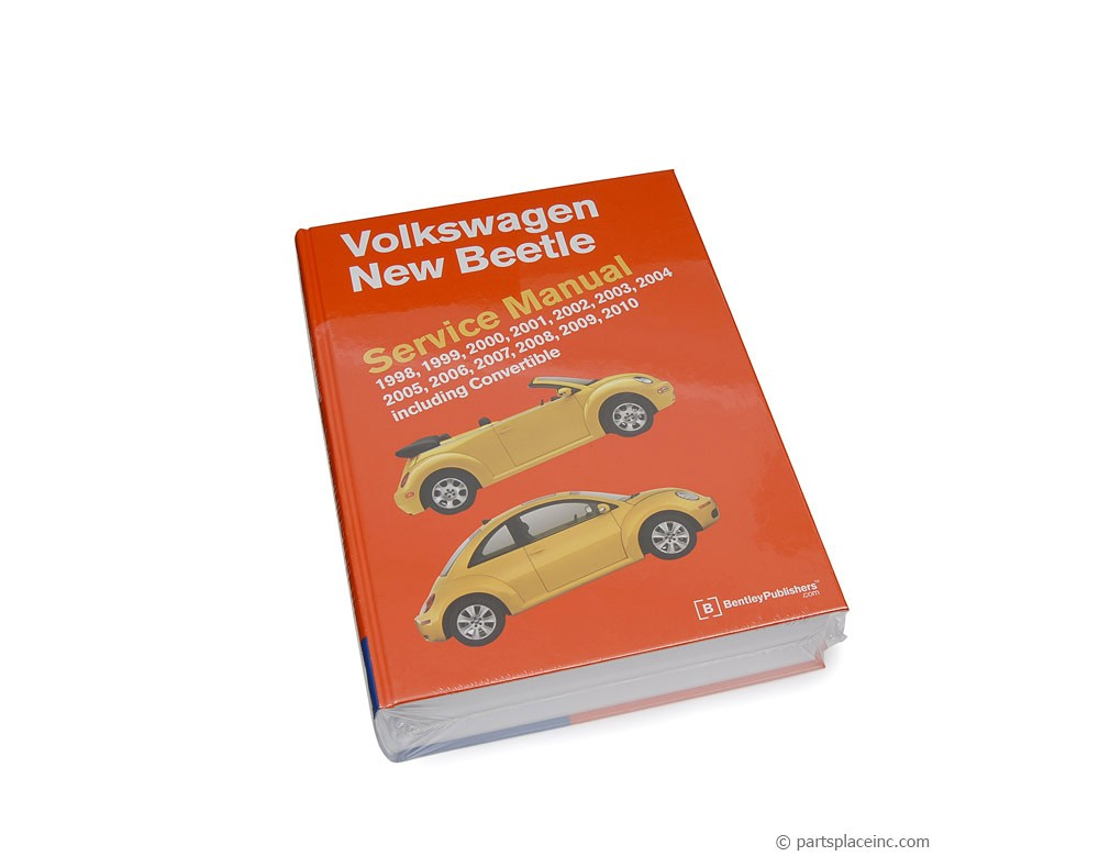 vw new beetle bentley repair manual - free tech help